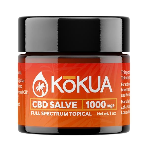 KoKua Creations - Products - CBD Salve