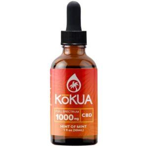 Kōkua 1000mg CBD Tincture